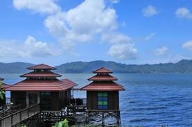 PUPR Akan Tambah Alat Pembersih Eceng Gondok Danau…