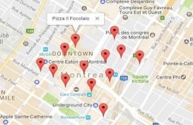 Google Maps Rilis Mode Gelap, Ini Kelebihannya