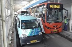 Transjakarta Gandeng Linkaja Kembangkan QR Ticket