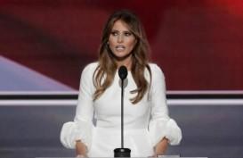 Positif Covid-19, Melania : Kondisi Saya dan Trump Baik-baik Saja