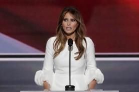 Positif Covid-19, Melania : Kondisi Saya dan Trump…