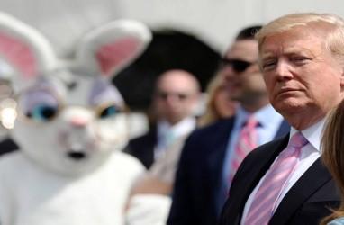 Positif Covid, Dokter Kepresidenan Bilang Trump dan Melania Dirawat di Gedung Putih
