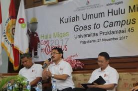 Deputi Dukungan Bisnis SKK Migas Sulistya H. Wahyu…