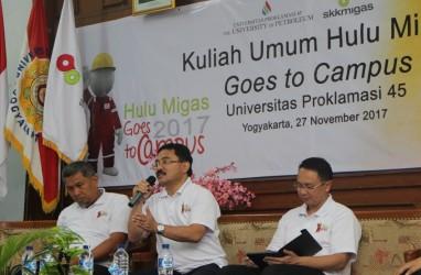Deputi Dukungan Bisnis SKK Migas Sulistya H. Wahyu Meninggal Dunia