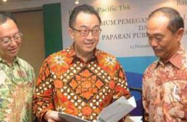SUKSESOR BISNIS: Transformasi Barito Pacific di Tangan Agus Salim Pangestu