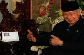 HISTORIA: Soeharto, Dukungan Parlemen dan Museum Lubang…
