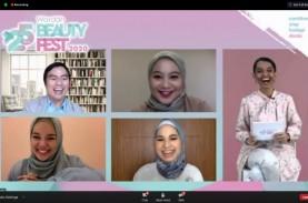Ultah ke 25 Tahun, Wardah Beauty FestDigelar Pekan…