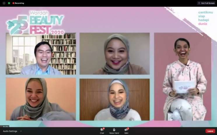 Wardah Beauty Fest