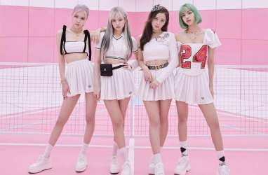 Mantap Jiwa! Pre-Order 'The Album' Blackpink Tembus 1 Juta Copy