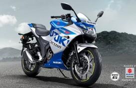 Suzuki Gixxer Kian Segar dengan Warna Biru dan Silver