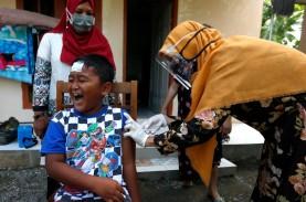UNICEF Apresiasi Pemerintah Indonesia Gelar Imunisasi