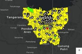 Tingkat Kasus Positif Covid-19 Jakarta 13 Persen,…