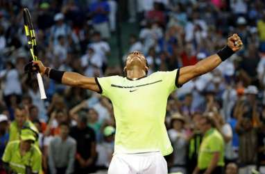 Nadal, Zverev, Schwartzman Lolos ke Babak Keempat Prancis Terbuka