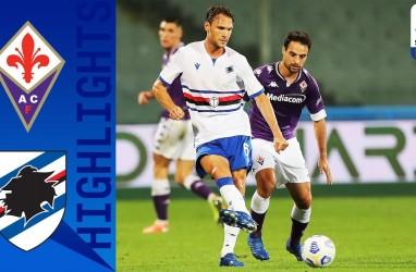 Assist Emil Audero Mulyadi Bawa Sampdoria Raih Kemenangan Pertama