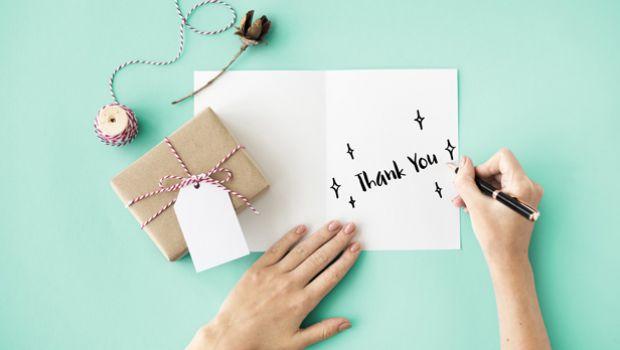 Cara berterima kasih menunjukkan cara Anda memperlakukan dan mengapresiasi orang lain. - ilustrasi