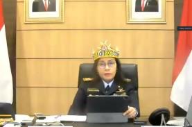 Menteri Keuangan Meriahkan Acara Virtual Hari Bea…