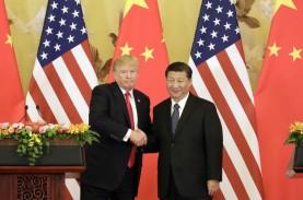 Mengharukan, Xi Jinping Kirim Pesan Simpati ke Trump