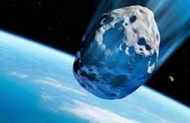 Asteroid Ukuran 3 Kali Lipat Bus Tingkat Dekati Bumi Pekan Besok