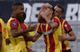 Hasil Liga Prancis : Tundukkan St. Etienne, Tim Promosi Lens Geser PSG