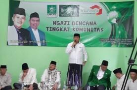 Saefullah Meninggal, Bedah Rumah PWNU DKI Jakarta…