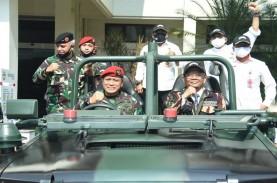Mahfud MD: Ada 3 Kelompok Radikal Coba Ganti Ideologi…