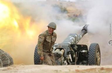 Perang Armenia-Azerbaijan Berlanjut, Diduga Libatkan Pasukan Asing
