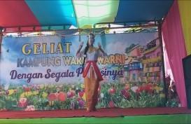 Kampung Warna Warni Jodipan Kembali Gelar Atraksi Wisata