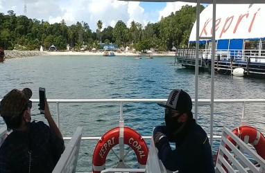 Penetapan Status KEK Kawasan Pariwisata Kepri Coral Mendesak