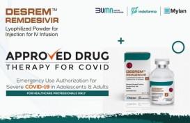 Remdesivir Berpotensi Mengayun Saham Sektor Farmasi