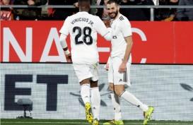 Hasil Lengkap La Liga Spanyol : Sikat Levante, Madrid Pimpin Klasemen