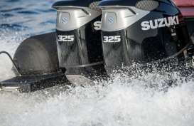 Bersihkan Laut, Suzuki Inovasi Alat Pengumpul Plastik Mikro Pertama