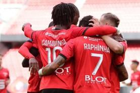 Hasil Liga Prancis : Seri vs Reims, Rennais Kembali…