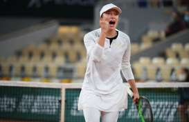 Hasil Tenis Prancis Terbuka, Halep & Bertens Tersingkir