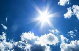 Cuaca Jakarta 5 Oktober, Pagi dan Siang Cerah Berawan