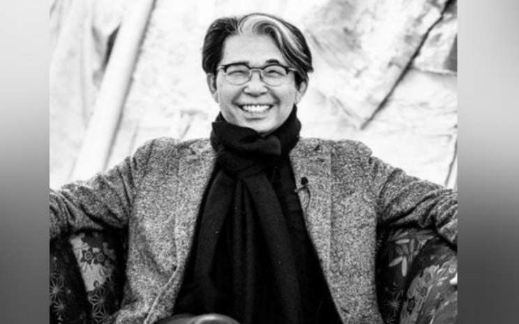 Kenzo Takada, pendiri jenama fashion Kenzo, meninggal pada Minggu, 4 Oktober 2020. (Instagram - @kenzotakada_official)