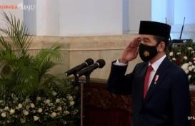 Jokowi Minta TNI Tingkatkan Kemampuan dan Bersikap Profesional