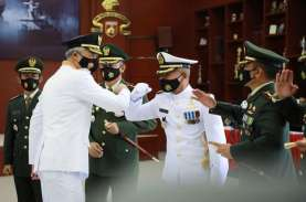 Gubernur Ganjar Pranowo Apresiasi TNI