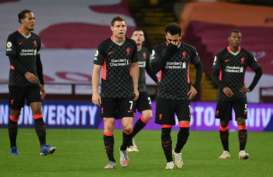 Liverpool Dihajar Villa 2–7, Van Dijk : Semua Harus Bertanggung Jawab