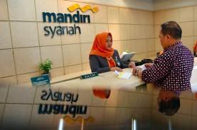 Restrukturisasi Mandiri Syariah Capai Rp7,1 Triliun