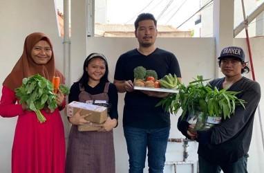 Pesanan Online Sayur dan Es Krim Melonjak Selama Pandemi