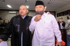 Mantan Bupati Sidoarjo Saiful Ilah Divonis Tiga Tahun…