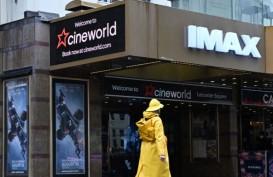 Cineworld Tutup Seluruh Bioskop, 45.000 Karyawan Terancam PHK