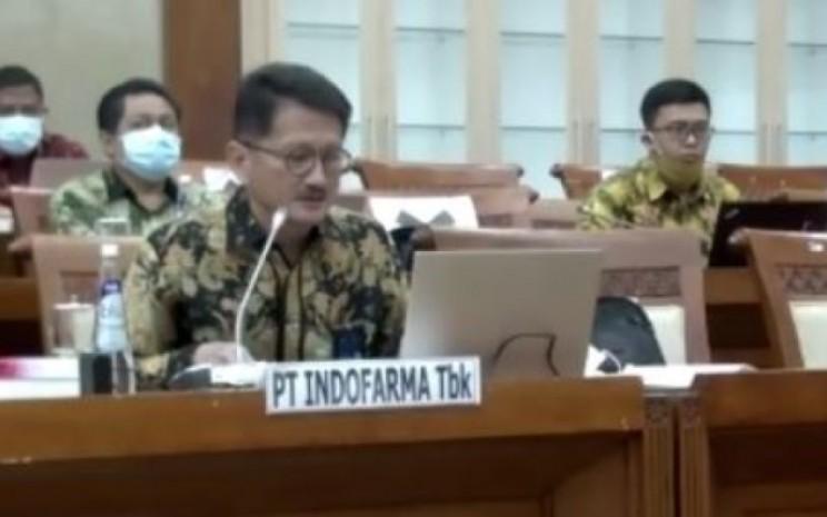 Direktur Utama Indofarma Arief Pramuhanto - Istimewa
