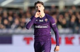 Federico Chiesa Resmi dari Fiorentina ke Juventus