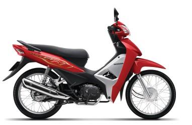 Ogah Redup, Honda Revo Bersolek dengan Warna Cerah