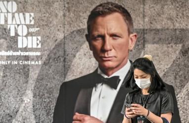 Film James Bond Batal Rilis, Puluhan Ribu Pekerja Bioskop Terancam