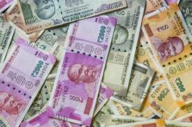 Neraca Surplus dan Capital Inflow, Rupee Kalahkan…