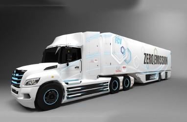 Toyota dan Hino Kembangkan Truk Hidrogen untuk Pasar Amerika