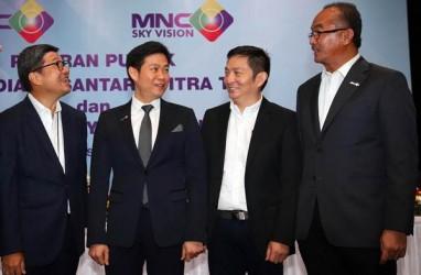 Pemilik RCTI Siap Jual Sebagian Saham ke Perusahaan Investasi China