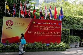 Perkuat Ekonomi Kawasan, Negara Anggota Asean Sepakati…